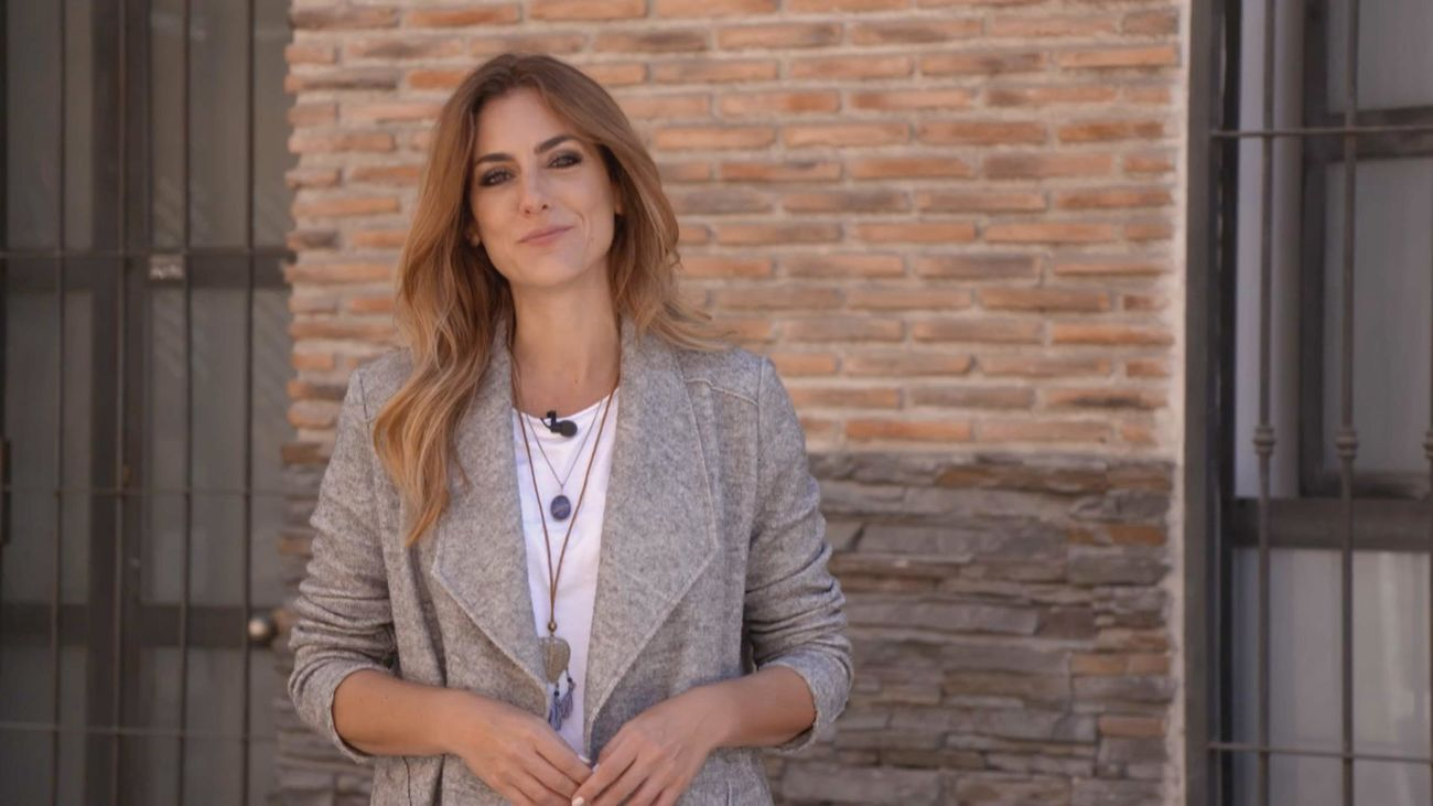 La periodista Verónica Dulanto está al frente del nuevo programa de Telemadrid 'La Comunidad'.