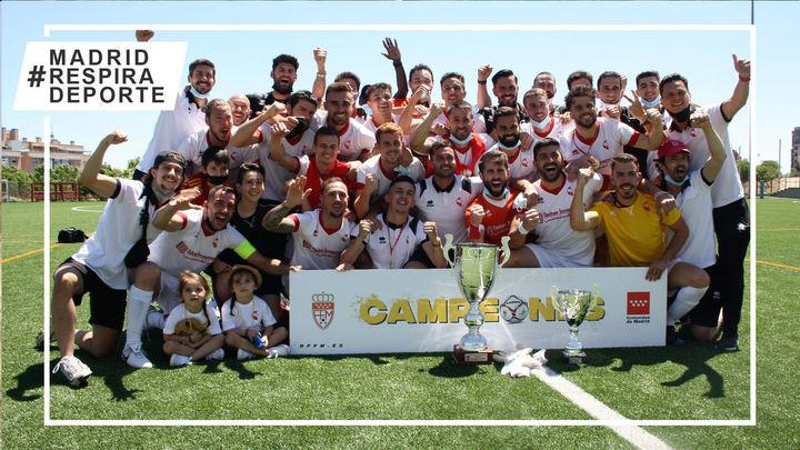 El CD Ursaria, campeón de campeones de Preferente