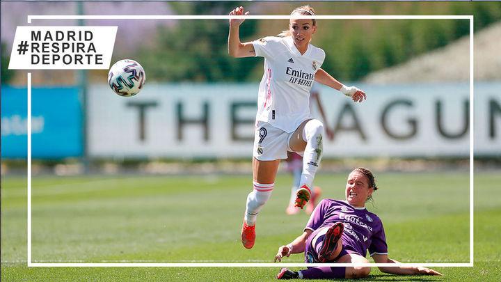 El Real Madrid cierra el curso como subcampeón, el Atleti, cuarto y el Madrid CFF, séptimo