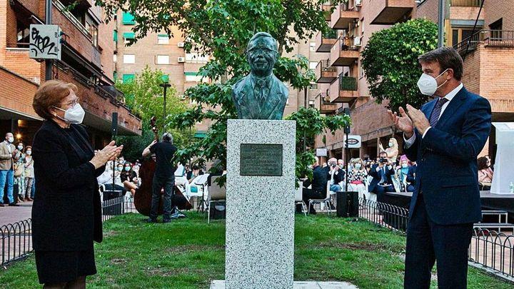 Tres Cantos rinde homenaje al exalcalde José Folgado, fallecido por Covid