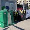 Muere un operario de limpieza atrapado al elevar un contenedor en Rivas