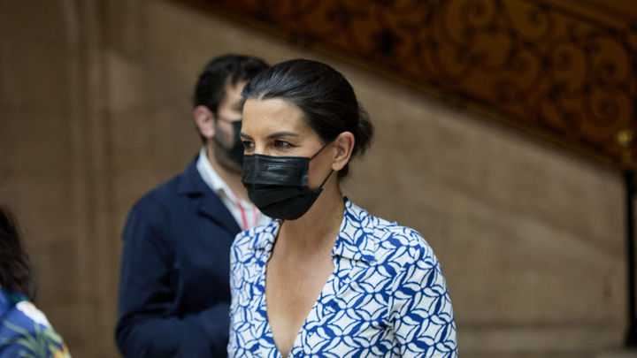 El Tribunal Superior de Madrid rechaza la querella contra Rocío Monasterio