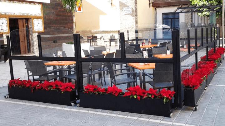 El Ayuntamiento de Madrid estudia hacer definitivas algunas terrazas covid