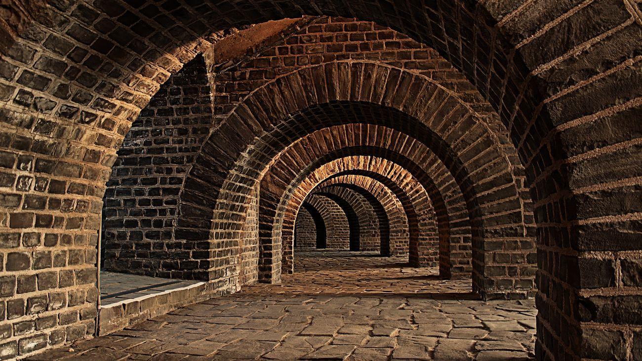 Kilómetros de túneles y pasadizos en el subsuelo de Madrid