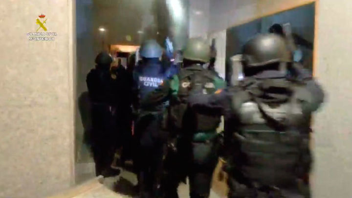 Once detenidos en Madrid, Ávila y Toledo por intento de homicidio entre traficantes
