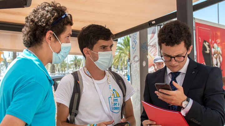 La incidencia de covid en Madrid en jóvenes de 15 a 24 años roza el riesgo extremo