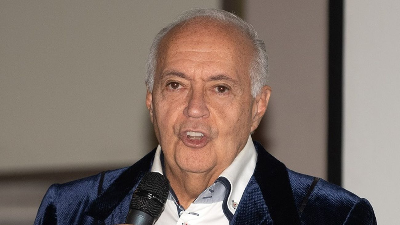 El productor y empresario José Luis Moreno