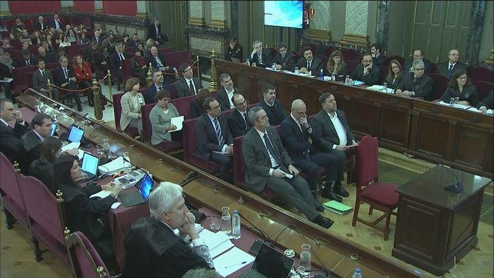El Tribunal de Cuentas reclama más de 5 millones a los independentistas por promocionar el 1-0 en el exterior