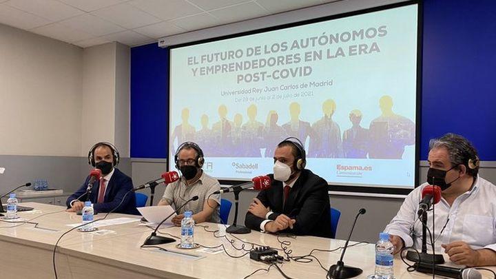 Madrid Trabaja desde el curso de verano para autónomos de la URJC