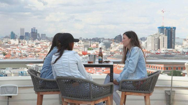 Las terrazas con mejores vistas de Madrid