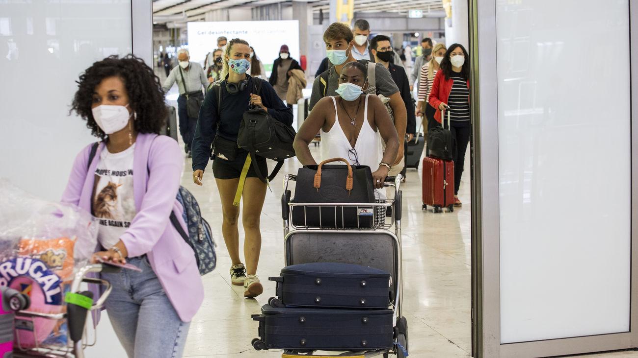 La Audiencia Nacional prorroga la exigencia de cuarentena de 10 días a viajeros procedentes de la India
