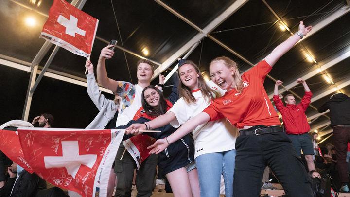 Suiza, rival de España en cuartos, presume de fútbol