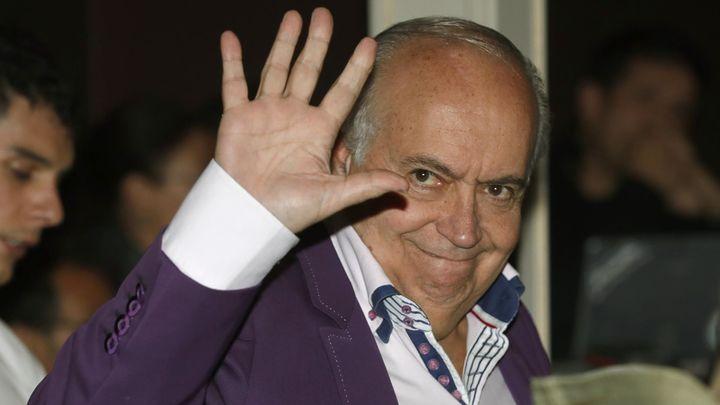 El juez deja en libertad bajo fianza al productor José Luis Moreno