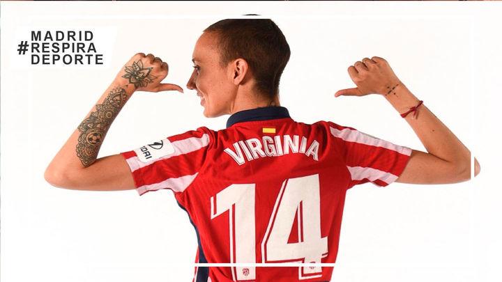 Virginia Torrecilla renueva hasta 2022