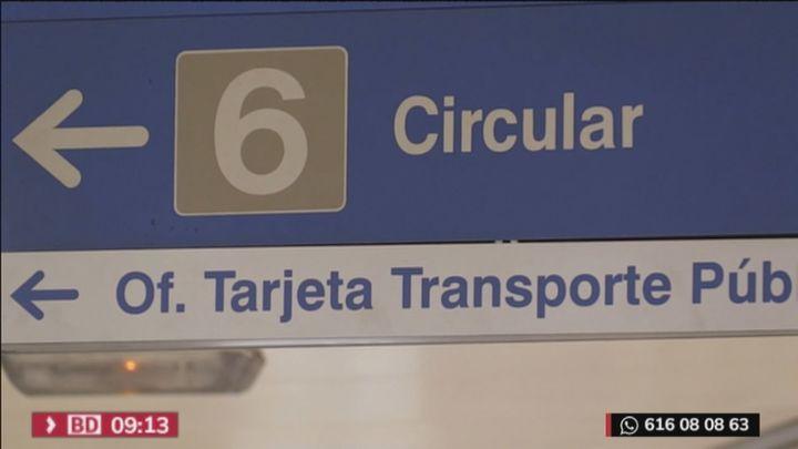 Cortes en la Línea 6 de Metro por obras durante todo el mes de julio