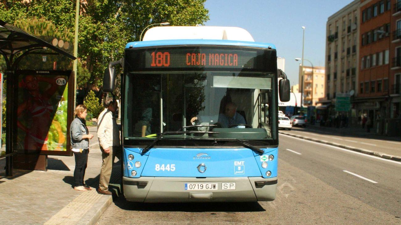 Bus de la EMT