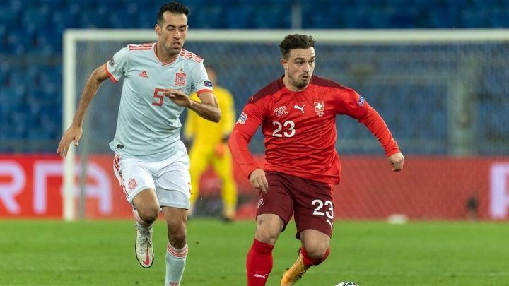 Suiza, la prueba de fuego de España en cuartos de final