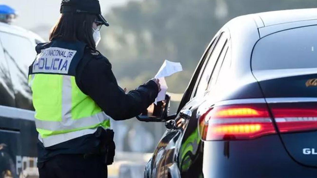 Intervenidos casi 600 permisos de conducir venezolanos falsos en una nueva fase de la operación Driver