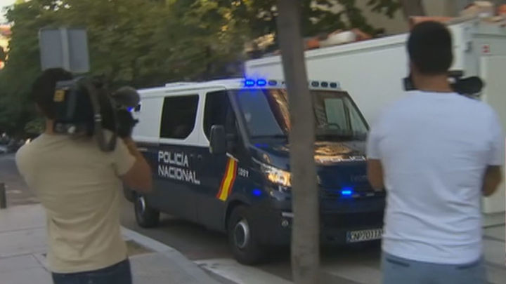 El fiscal pide dejar en libertad a José Luis Moreno bajo fianza de 3 millones