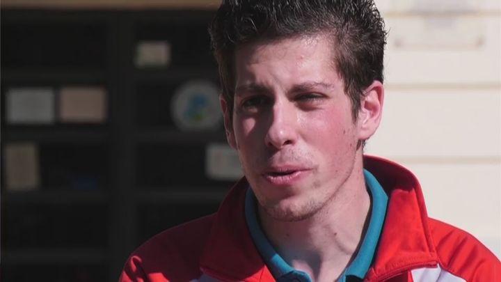 Sergio Iglesias, el fútbol sala es su vida