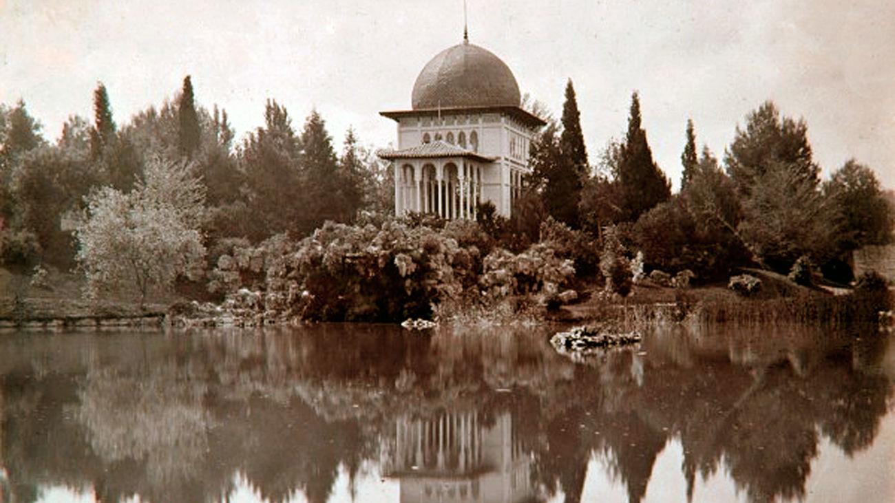 El Pabellón Árabe, la joya arquitectónica perdida del Retiro