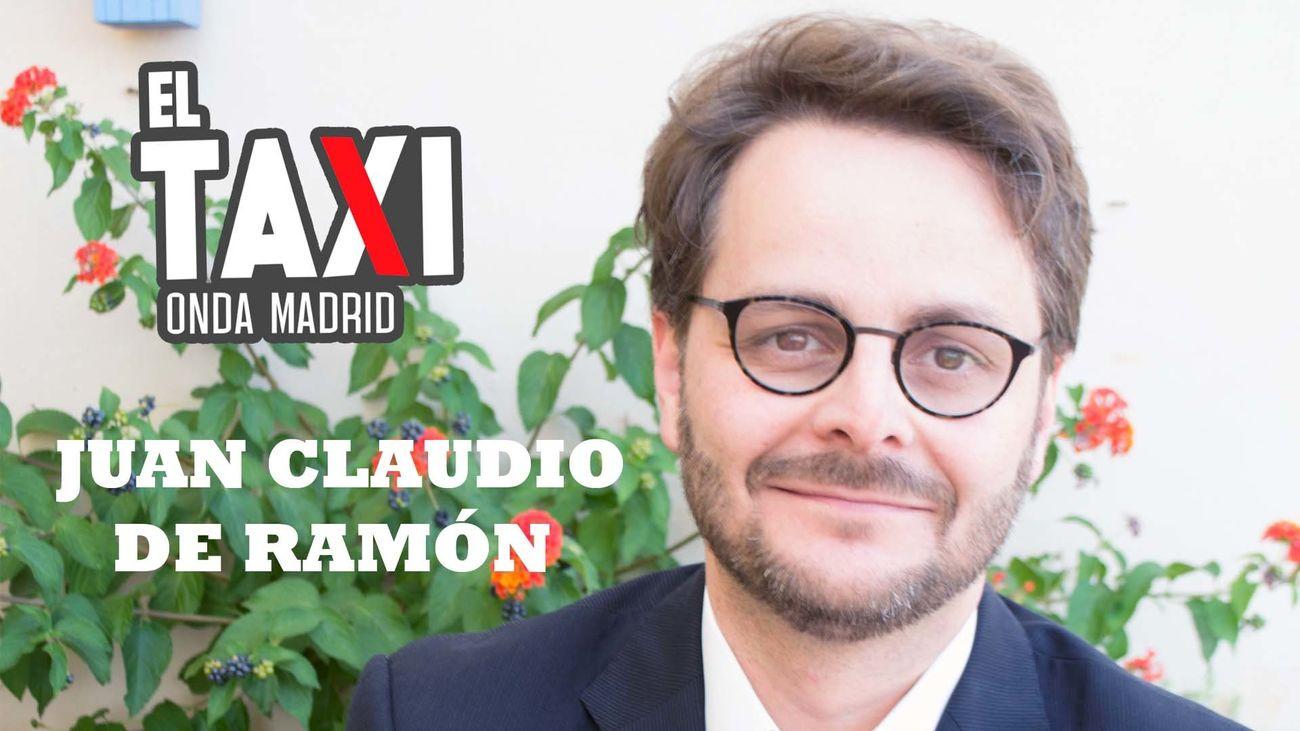 El Taxi de Juan Claudio de Ramón.  No  hay rotondas en Roma y otras aventuras de un diplomático