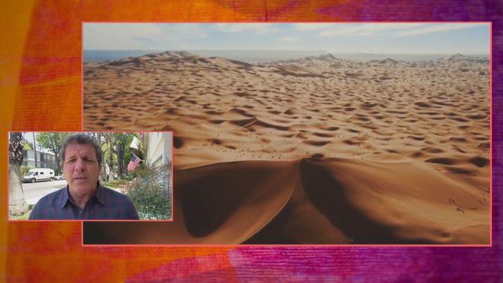 ¿Sabías que la orina puede ser muy útil si te encuentras sin agua en el desierto?