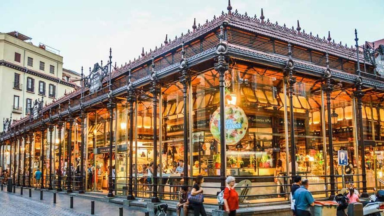 Reabre el Mercado de San Miguel tras casi 9 meses