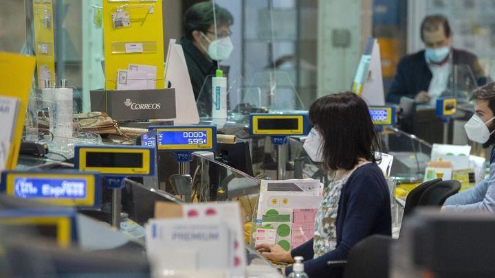 CSIF lamenta la criba que ha realizado Correos en la lista definitiva de admitidos en la bolsa de empleo