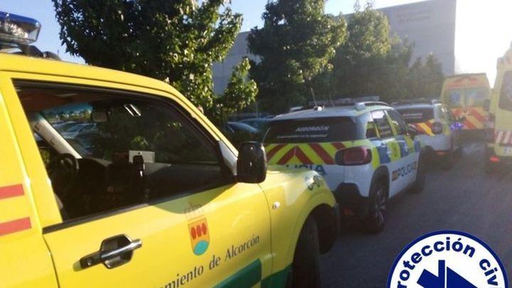 Reaniman a una mujer que entró en parada  cardiorrespiratoria en un gimnasio de Alcorcón