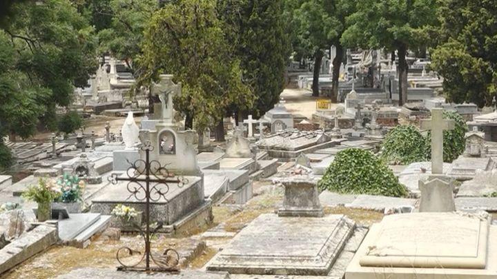Los secretos históricos del cementerio de la Almudena