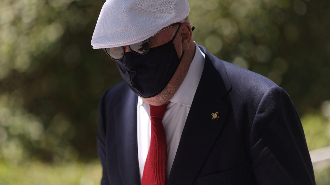 Villarejo se ratifica en sus acusaciones y vuelve a señalar a Rajoy