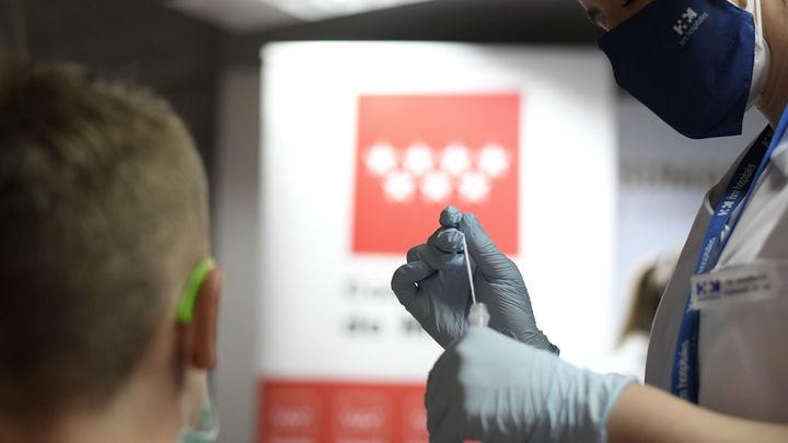 414 casos más de coronavirus en Madrid y mucha preocupación por la variante india