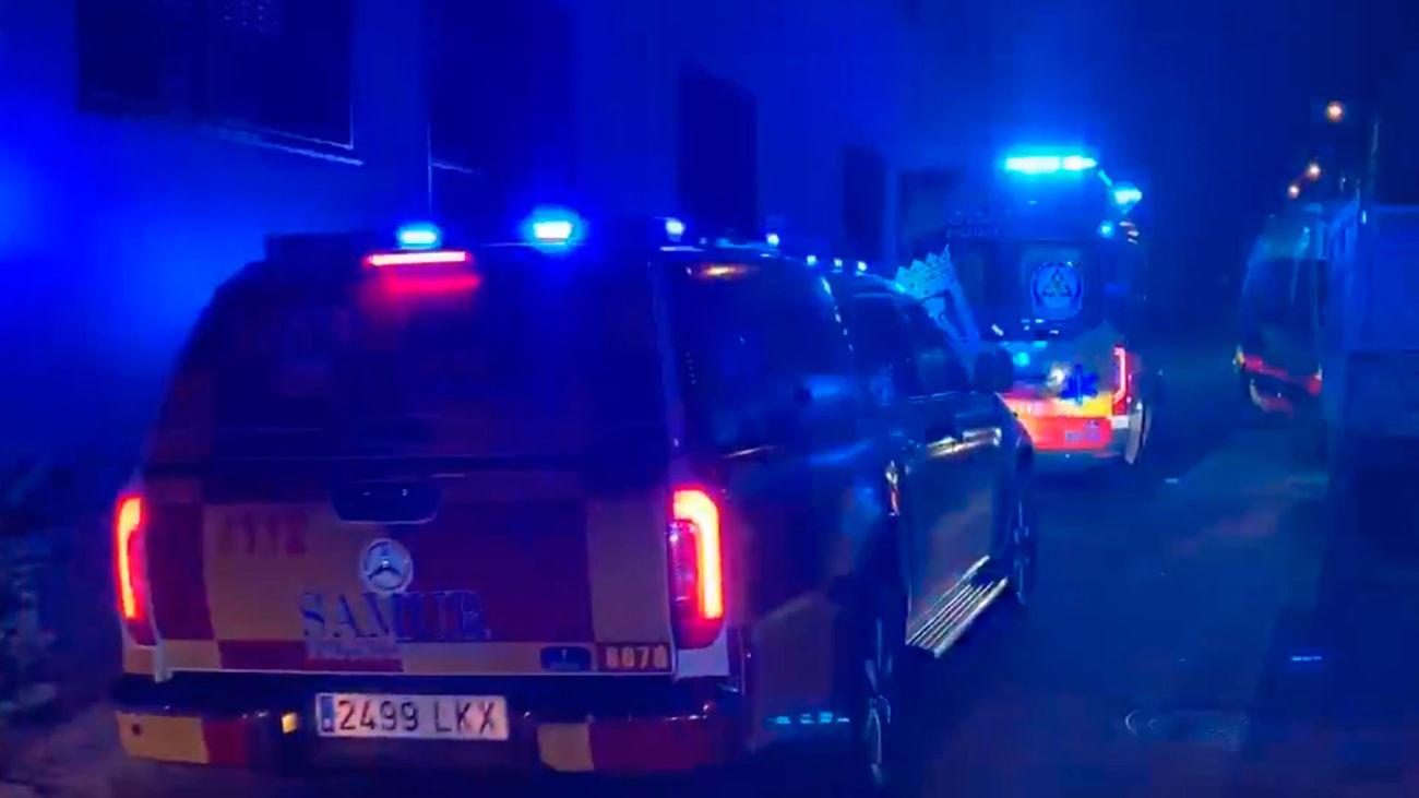 Un menor de 17 años apuñalado grave en Vía Carpetana