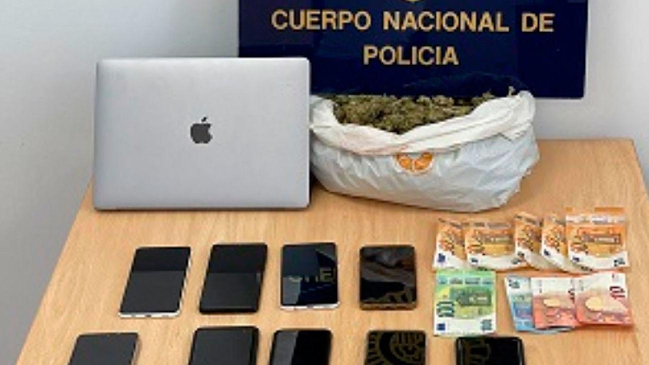 Han sido arrestadas 11 personas en Jaén y Valencia