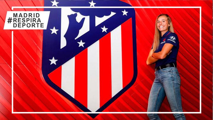 Maitane López, de la Real Sociedad, segundo refuerzo del Atlético