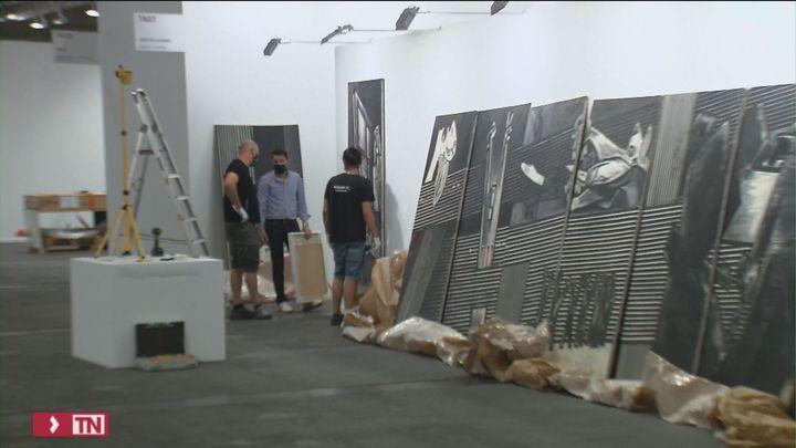 El 'Guernica' de Ibarrola estará en ARCOmadrid