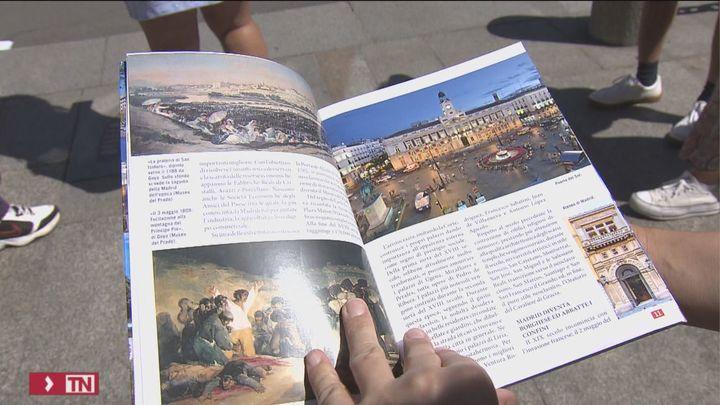 Los turistas vuelven a Madrid