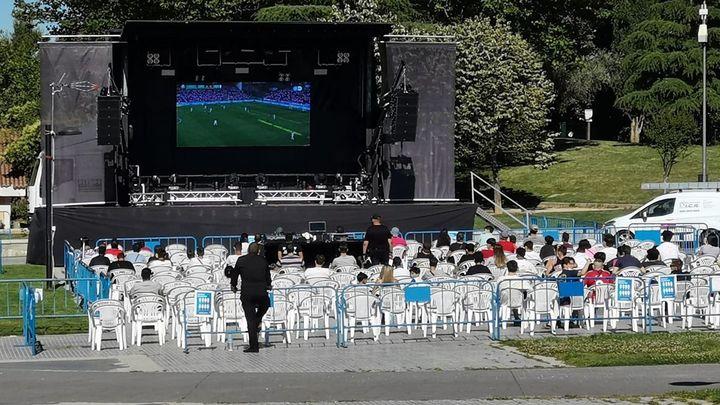 Cómo ver en Madrid el España-Italia como si estuvieras en el mismo Wembley