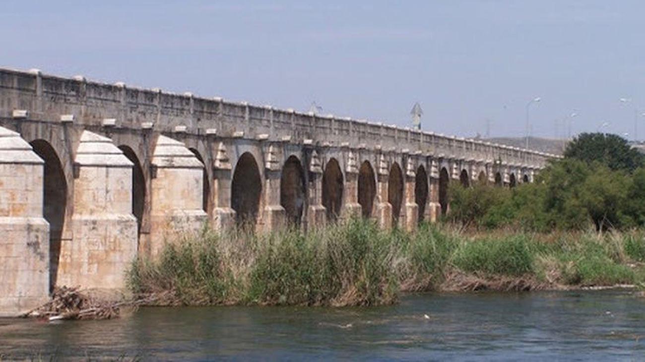 El Puente Largo de Aranjuez