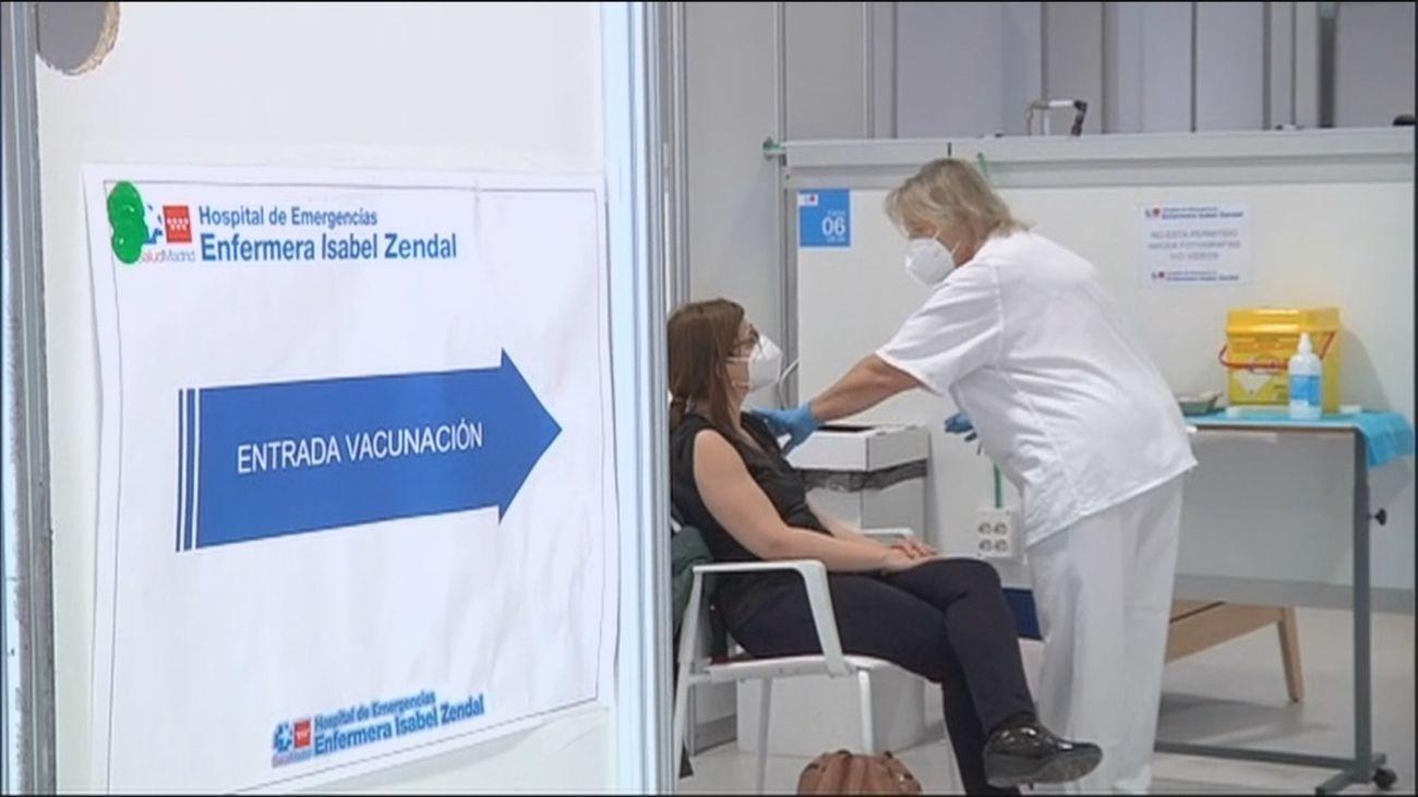 Madrid registra 875 nuevos contagios y un fallecido más en la última jornada