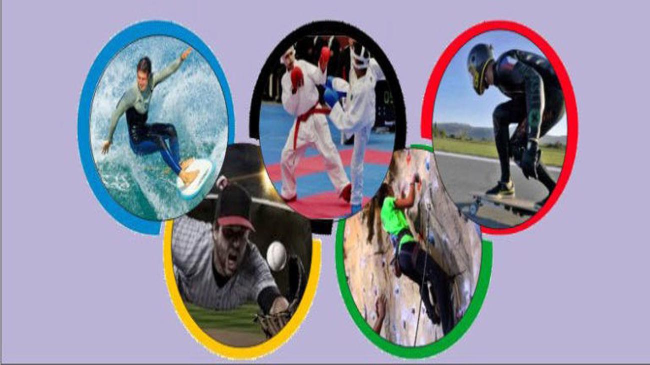 Deportes en Tokio 2020