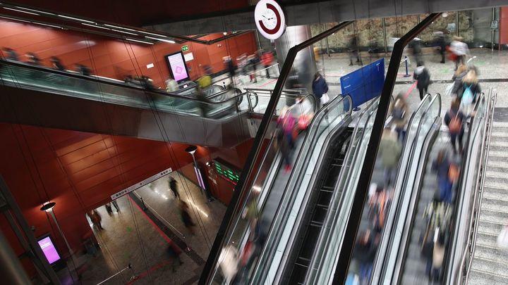 Restablecido el servicio de Cercanías entre Atocha y Chamartín por el túnel de Sol