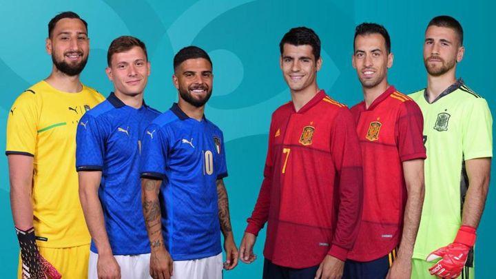 España tiene ante Italia una cita con la historia