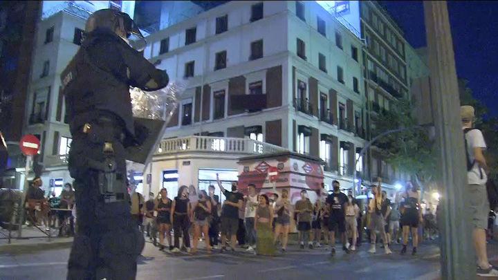 Vox defiende la actuación policial en la protesta contra Samuel