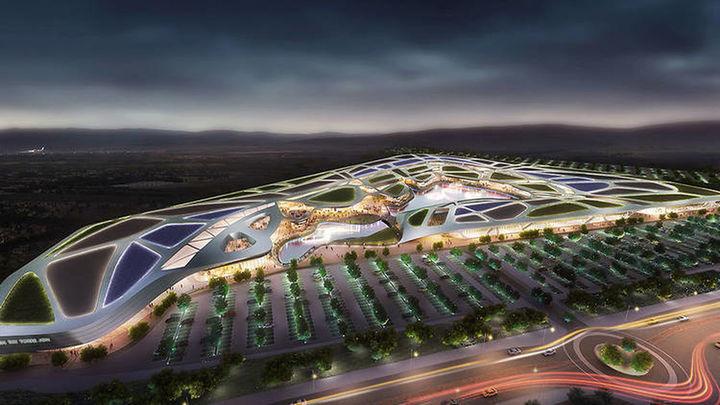 Oasiz, el megacentro comercial de Torrejón, se inaugura el 27 de octubre