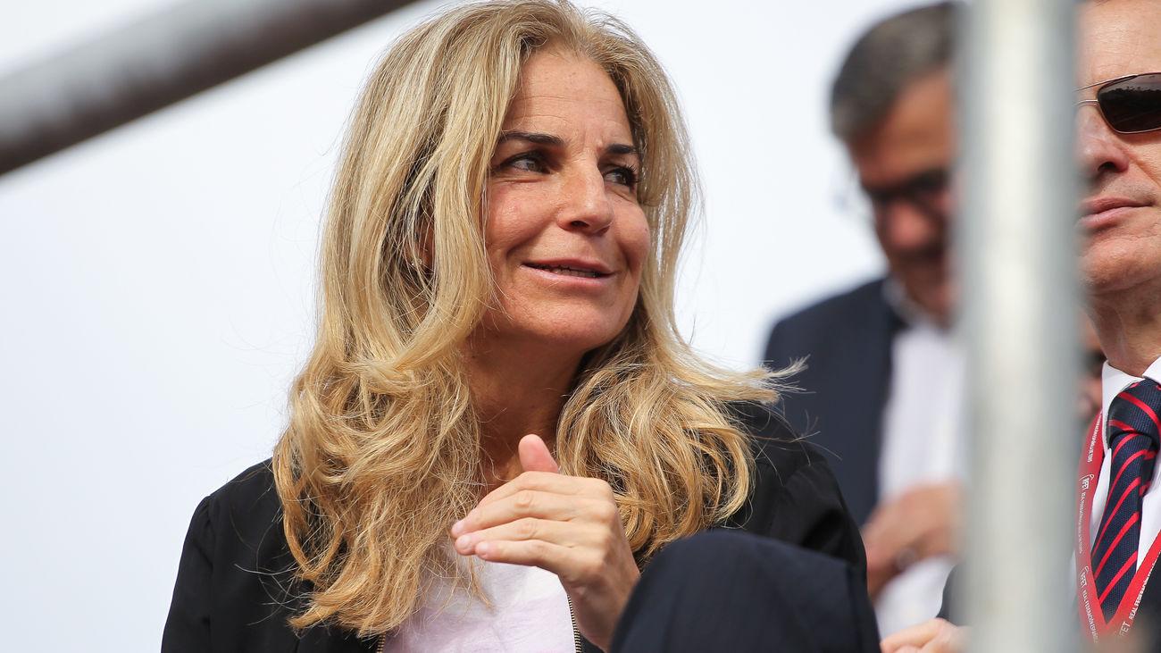 Arantxa Sánchez-Vicario