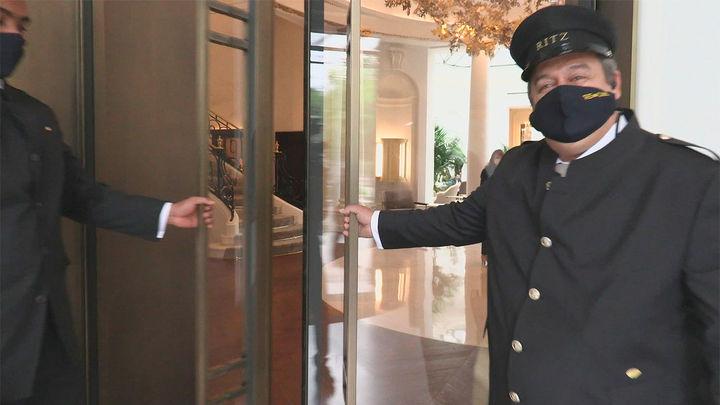 El nuevo Ritz comienza a recibir más turistas y crece el optimismo