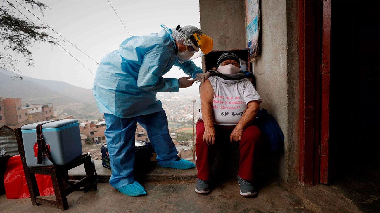 Vacunación el Perú