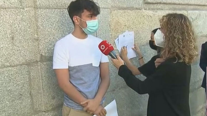 Los estudiantes de Erasmus se vacunan ya en Madrid